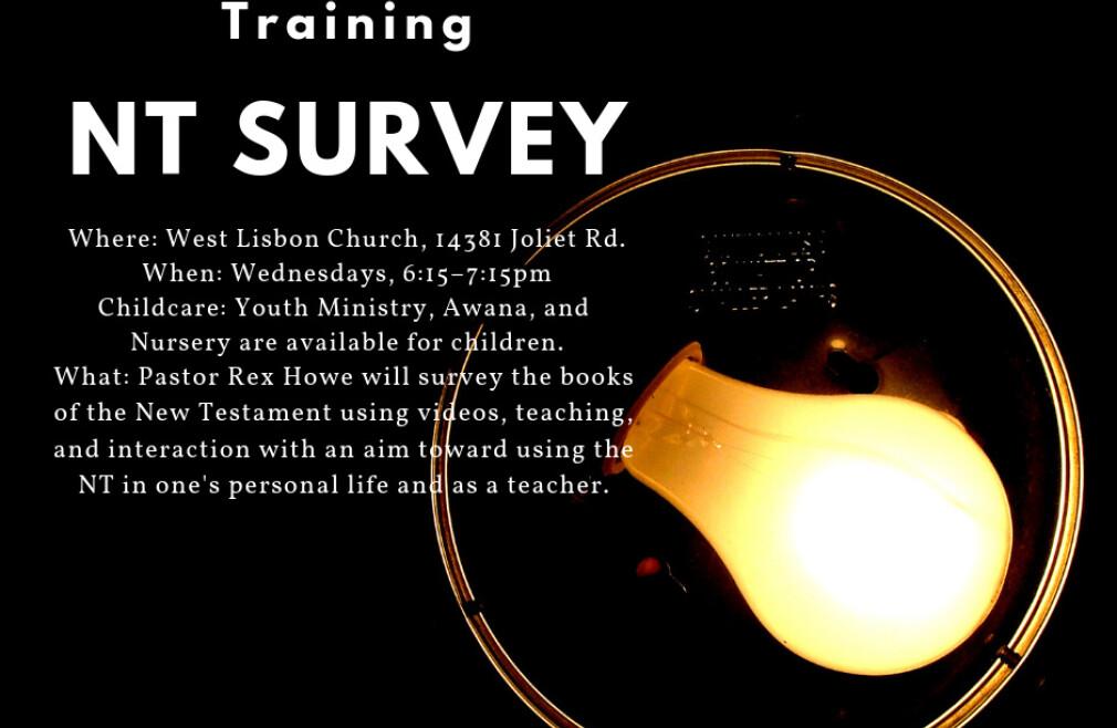 Basic Ministry Training