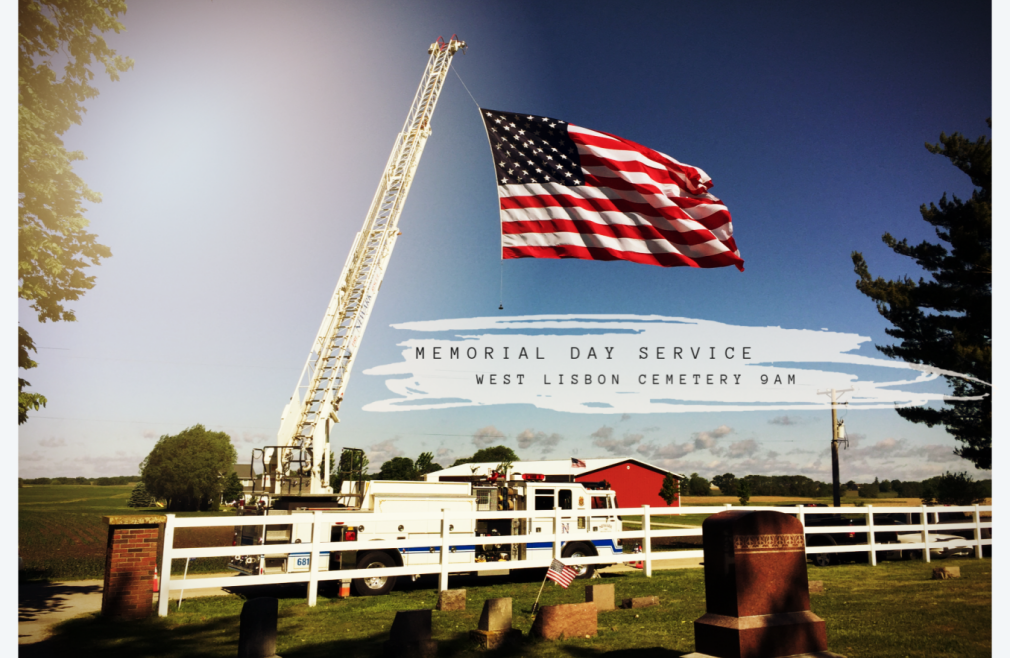 Memorial Day Cemetery Service